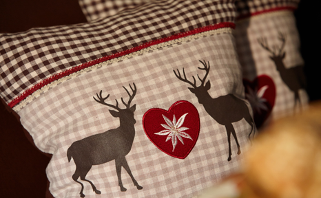 Reindeer Pillows